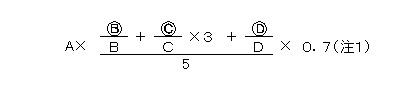 類似計算式
